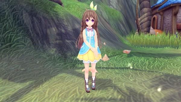 基本プレイ無料のアニメチックファンタジーオンラインゲーム『幻想神域』 イベント「集めて☆3神器」を開催したよ~!!2つの異界ダンジョンも同時実装~♪
