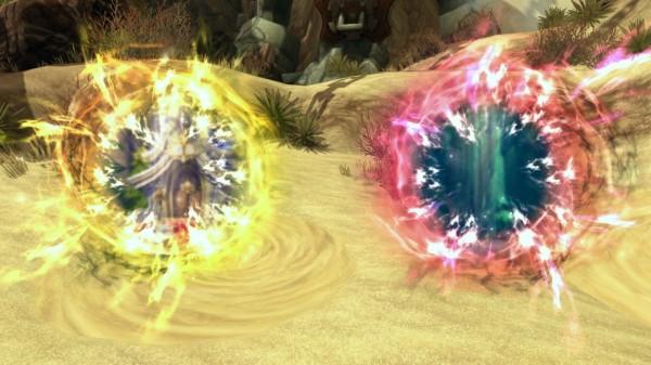 基本プレイ無料のハンティングアクションオンラインゲーム『ハンターヒーロー』 4月21日に高難度ダンジョン「幻の遺跡」を実装するよ~!!神秘の遺跡に竜騎士が…