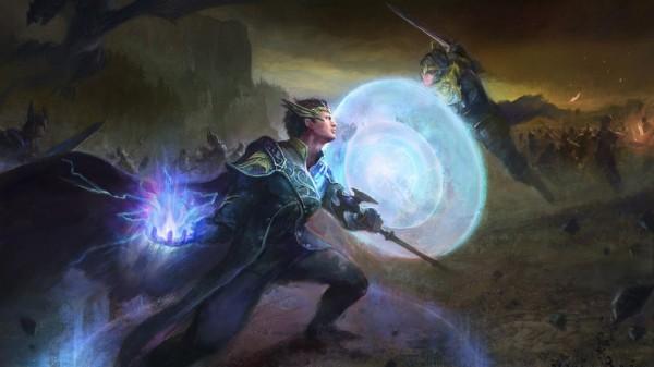 基本プレイ無料の超大作ファンタジーオンラインゲーム『イカロスオンライン』 5月26日(木)にスポーツ感覚なPvPコンテンツ「エクサラン魔石争奪戦」を実装するよ~