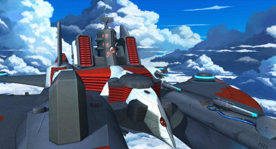 基本プレイ無料のサイキックアクションRPG『クローザーズ』 空中戦艦「ランブスキーパー」が登場するよ~!!7月5日追加の「Episode2.1」特設ページを公開~♪