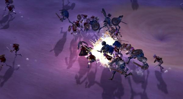 基本プレイ無料の新作ドラマチックアクションRPG『セブンスダーク』 10月6日に高難度ダンジョン「骸の都スカルピア」を実装するよ~