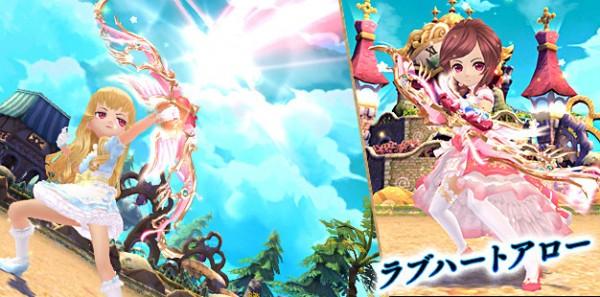 基本プレイ無料の人気のクロスジョブファンタジーRPG『星界神話』 本日7月12日より水着アバターを発売したよ~!!