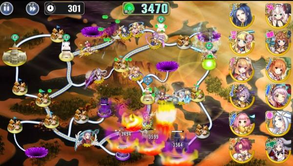 基本プレイ無料のブラウザ戦略シミュレーションゲーム『政剣マニフェスティア』 イベント「第三次闘弌治宝戦挙」を実施したよ~!報酬はケイト・キヨーラEXだよ~♪