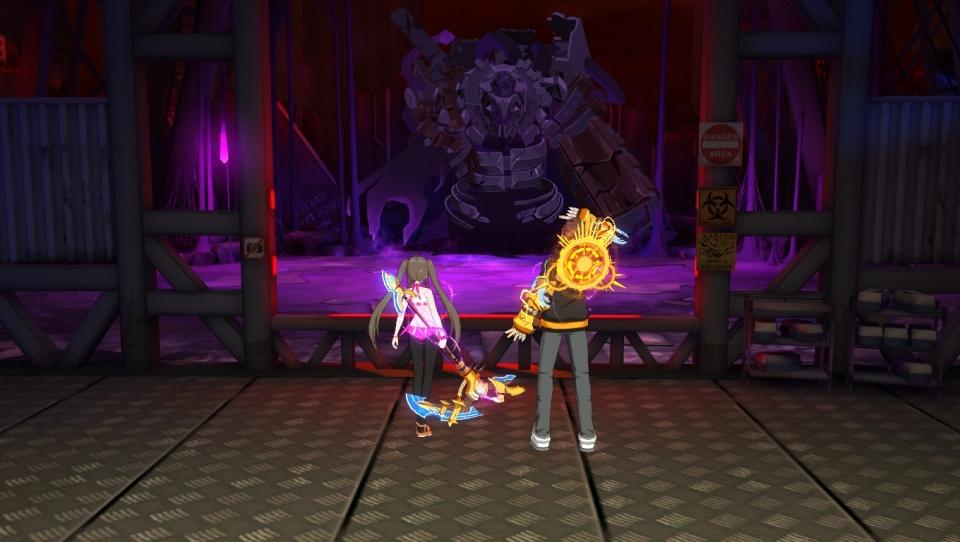基本プレイ無料のアニメチックアクションRPG『ソウルワーカー』 究極難度コンテンツ「ザ・プライマル」を本日より実装したよ~!