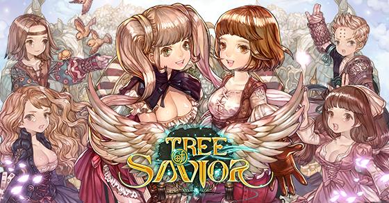 基本プレイ無料の新作2DファンタジーMMORPG 『Tree of Savior(ツリーオブセイバー)』