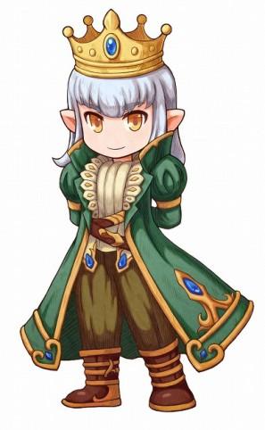 基本プレイ無料のブラウザシミュレーションRPG『ワンモア・フリーライフ・オンライン』 プレミアムスカウトに新キャラクターが4体追加したよ~