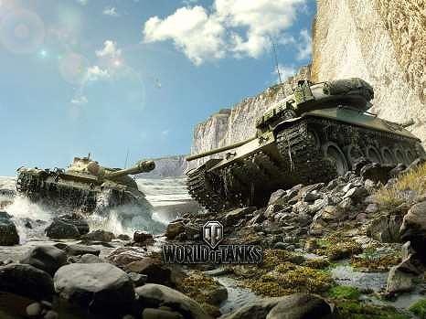 基本プレイ無料のミリタリーシューティングゲーム『World Of Tanks(ワールド・オブ・タンクス)』 ガレージのデザインを切り替える新機能を実装したよ~!UIやUXの変更を含むアップデートを実施♪