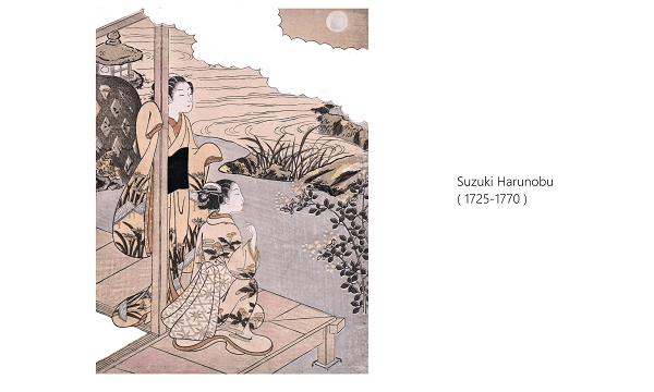 Suzuki Harunobu ( 1725-1770 ) 1027 0505