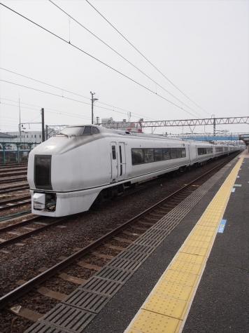 JR東日本 651系 電車