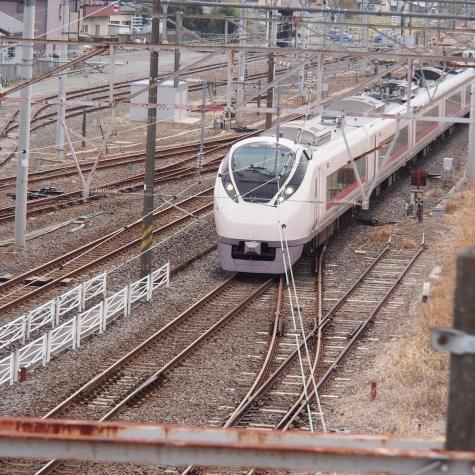 JR常磐線 E657系 特急 ひたち7号