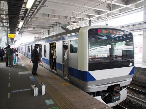JR 常磐線 E531系3000番台 電車