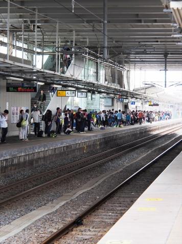 JR 日立駅