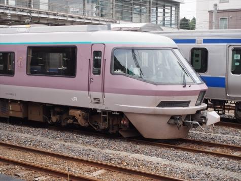 JR東日本 485系 リゾートエクスプレスゆう
