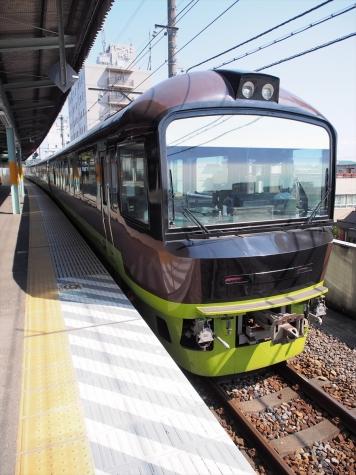JR東日本 485系 リゾートやまどり【桐生駅】