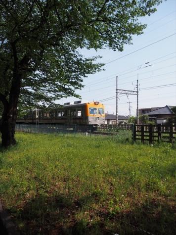 上毛電気鉄道 700形 電車