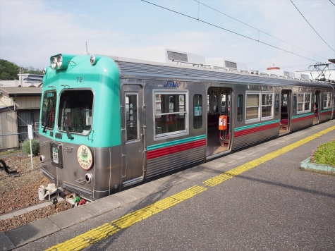 上毛電気鉄道 700形 711-721編成