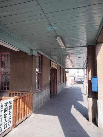 上毛電気鉄道 西桐生駅