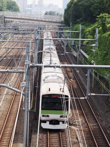 JR 山手線 E231系500番台 電車