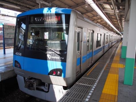 小田急電鉄 4000形 電車