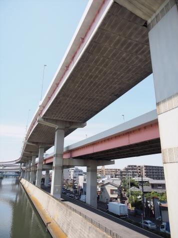 首都高速 中央環状C2【堀切JCT】
