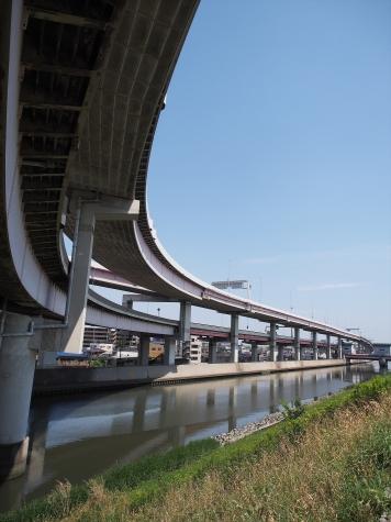 首都高速 堀切JCT