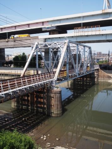 京成本線 綾瀬川橋梁