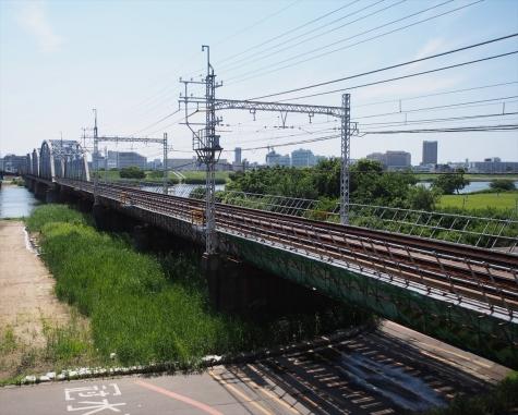 京成本線 荒川橋梁