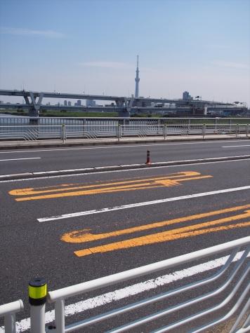 東京スカイツリー【堀切橋】