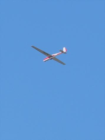 妻沼グライダー滑空場