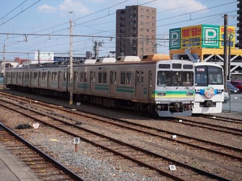 秩父鉄道 7500系&6000系