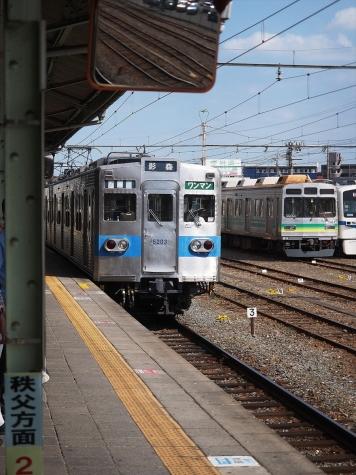 秩父鉄道 5000系 電車