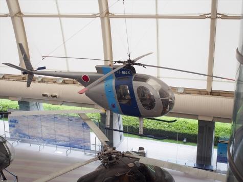ヒューズ OH-6J