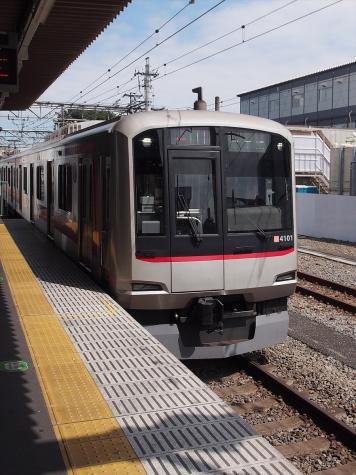 東急電鉄 東横線 5050系4000番台 電車