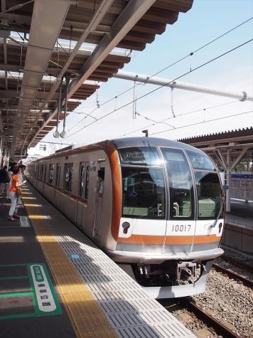 東京メトロ 有楽町線・副都心線 10000系 電車