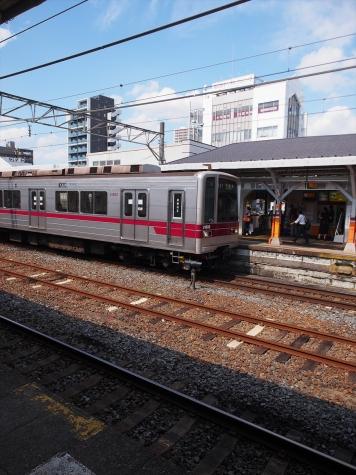 東武鉄道 20000系 電車 21802F
