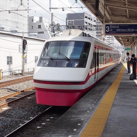東武鉄道 200系 電車