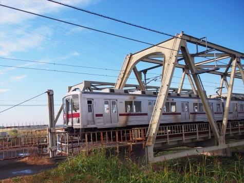 東武鐵道 伊勢崎線 10000系 電車 11601F