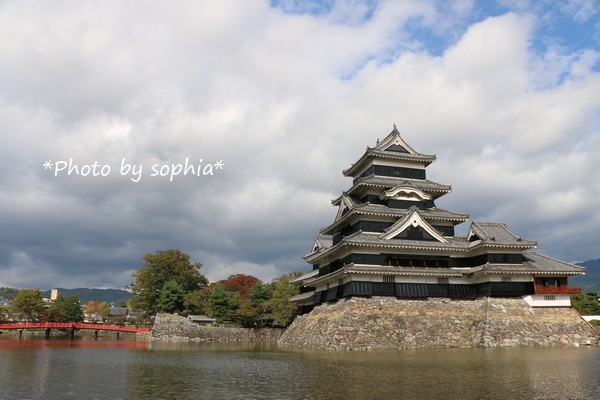 国宝・松本城Ⅱ