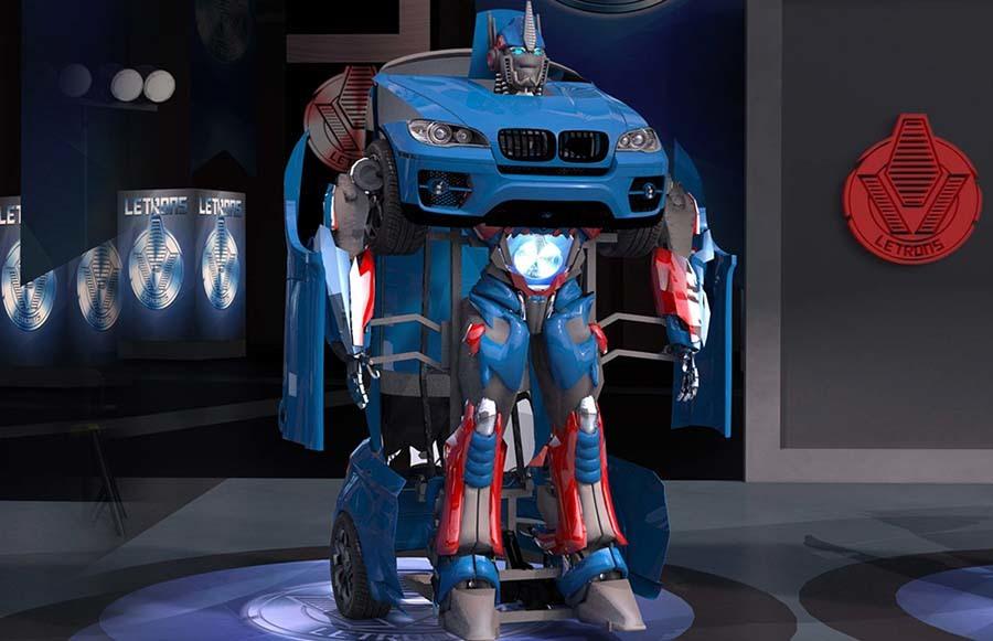 BMW トランスフォーマー