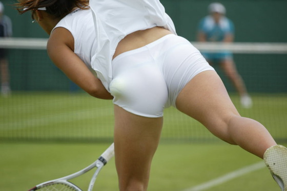 テニス選手 パンツ 食い込み 4 女子テニスプレイヤー達の股間に食い込んだマン筋 画像32枚 ...