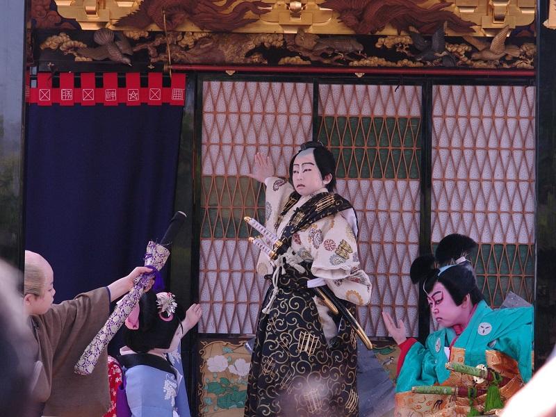 梶原平三誉石切 その6