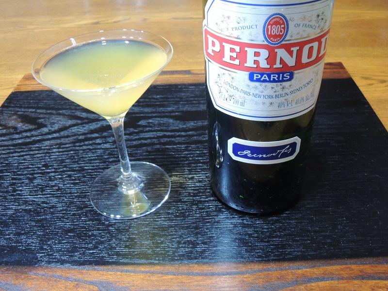 ペルノとビール