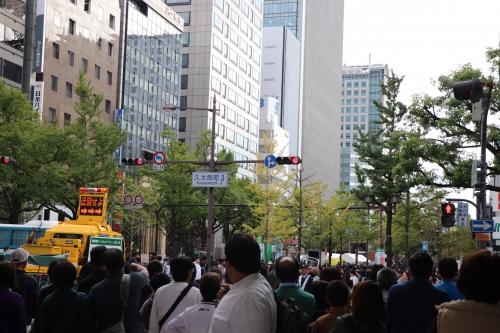 御堂筋オータムパーティー2018