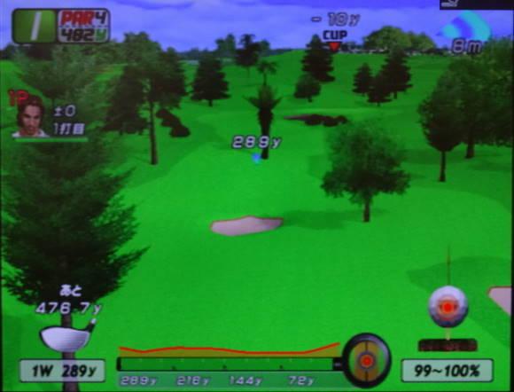 架空ゴルフコース しゅんYの挑戦状 (1)