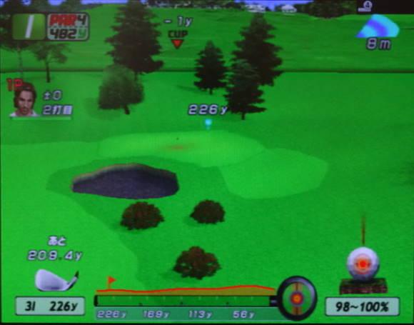架空ゴルフコース しゅんYの挑戦状 (2)