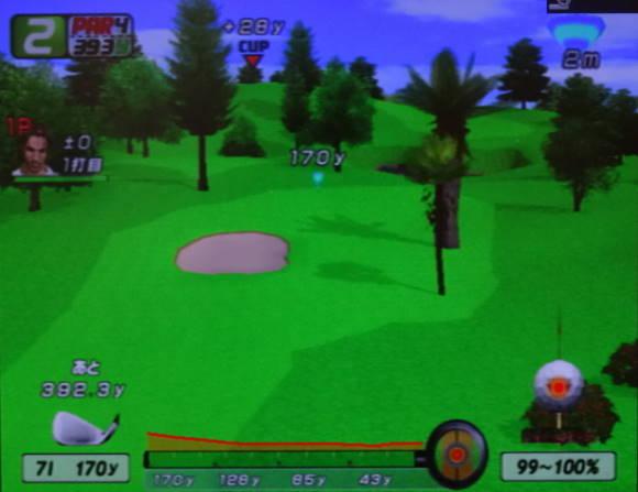 架空ゴルフコース しゅんYの挑戦状 (4)