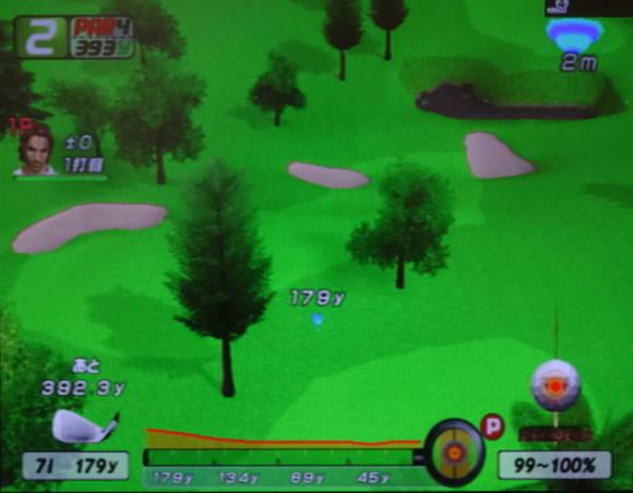 架空ゴルフコース しゅんYの挑戦状 (5)