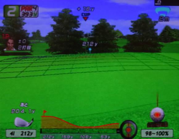 架空ゴルフコース しゅんYの挑戦状 (7)