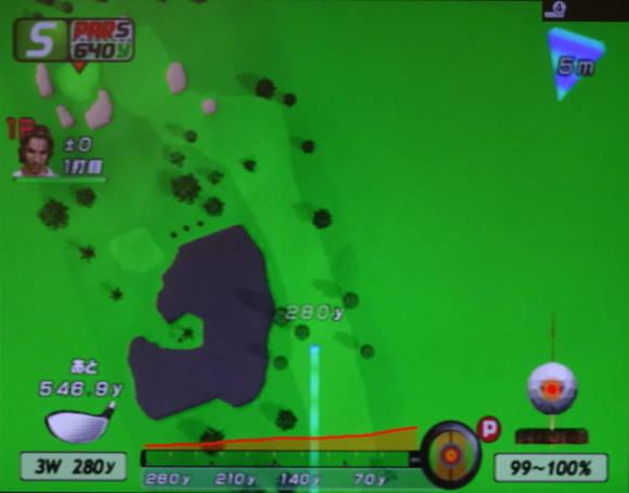 架空ゴルフコース しゅんYの挑戦状 (12)