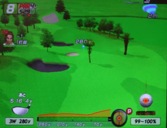 架空ゴルフコース しゅんYの挑戦状 (22)